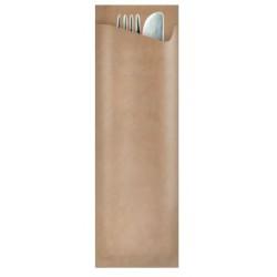 Elag Nochetta Kraft Cutlery Sleeve (3200)
