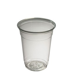 Pet Cold Cup 425ml / 15oz Clear Envirochoice (1000)