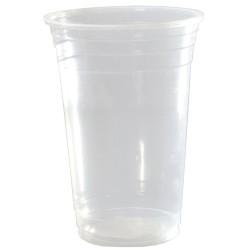 Capri PP Cold Cup 540ml / 18oz Clear (1000)