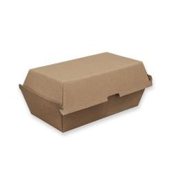 Kraft Snack Box Regular 175 x 90 x 84mm Alfresco (200)