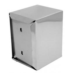 """Napkin Dispenser S/S 160x100x125mm """"E"""" Fold"""