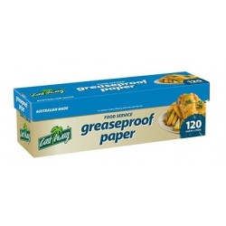 Cast Away Food Service Greaseproof Roll 30cm x 120mt (4)