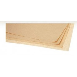 Capri Greaseproof Paper 400 x 330mm Kraft (800)