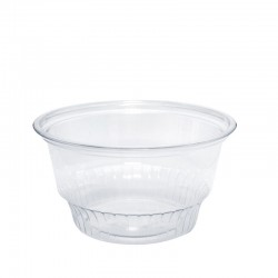 Sundae Bowl PET 8oz / 236ml (1000)