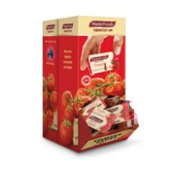 Masterfoods Squeeze Portion Control Tomato Sauce 14gm (100)