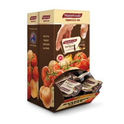 Masterfoods Squeeze Portion Control Barbeque Sauce 14gm (100)