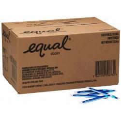 Equal Sugar Sweetener Pencil Stick Sachet (500)