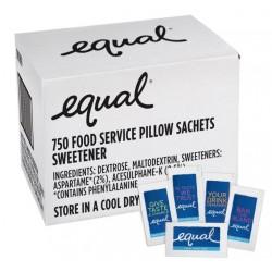Equal Sugar Sweetener Sachet (750)