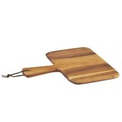 Paddle Board 300 x 178 x 15mm Rectangular Acacia Wood Moda