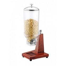 Sunnex Single Cereal Dispenser Ash Base 7.0ltr
