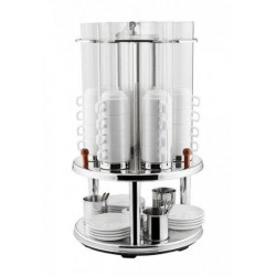 Sunnex Revolving Cup Dispenser 48 Cups