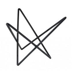 Star Riser Non Slip 265 x 230 x 150mm Black (6)