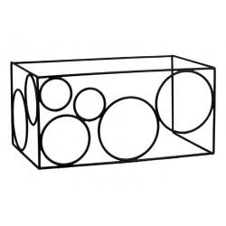 Rectangular Riser Non Slip 515 x 310 x 255mm Black (6)