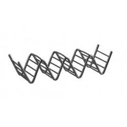Moda 190 x 65 x 40mm Reversible Wire Taco Stand