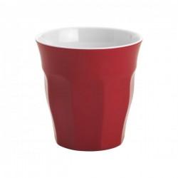 JAB 200ml Gelato Red / White Espresso Cup (12)