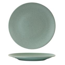 Zuma 260mm Round Coupe Plate Mint (6)