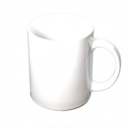 Coffee Mug 350ml White Vitroceram (36)