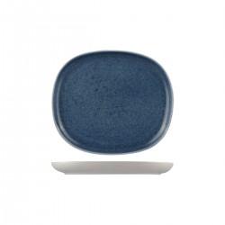 Oval Coupe Plate 230 x 200mm Ora Forio Sango (6)