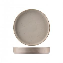 High Stackable Plate 260 x 42mm Ora Avola Sango (6)