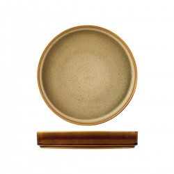 High Stackable Plate 260 x 42mm Ora Arica Sango (6)
