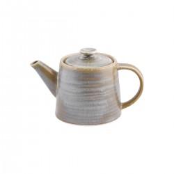 Teapot w/Infuser 380ml Chic Moda Porcelain (6)
