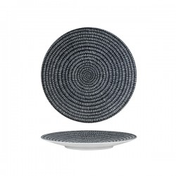 Round Coupe Plate 235mm Storm Luzerne Zen (6)