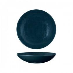 Luzerne Linen 230mm / 1100ml Share Bowl Navy Blue