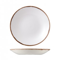 Deep Coupe Plate 281mm Harvest Natural Dudson (12)