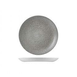 Round Plate Coupe 217mm Evo Origins Natural Grey Dudson (12)