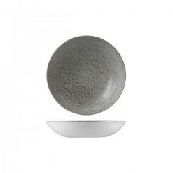 Bowl Coupe 426ml / 182mm Evo Origins Natural Grey Dudson (12)