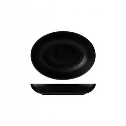 Deep Oval Bowl 216 x 164mm  / 482ml Evo Jet Dudson (6)