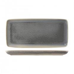 Chefs Tray 360 x 171mm Rectangular Granite Dudson Evo (4)