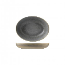 Deep Oval Bowl 482ml / 216 x 164mm Granite Dudson Evo (6)