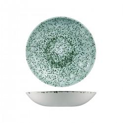 Round Coupe Bowl 248mm / 1136ml Mineral Green Churchill Studio Prints (12)