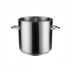 Stockpot 50lt No Cover 400 x 400mm Pujadas Stainless Steel
