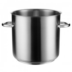 Stockpot 98lt No Cover 500 x 500mm Pujadas Stainless Steel