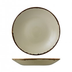 Deep Coupe Plate 281mm Harvest Linen Dudson (12)