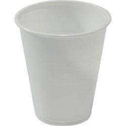 Capri 170ml Plastic Water Cup White (1000)