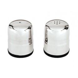 Salt and Pepper Shaker Stainless Steel Jumbo 65mm (12)