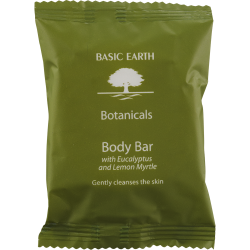 Basic Earth Facial Bar 20gm Wrapped (400)