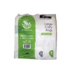 Enviro Biodegradable Chekout Bag Large 540x300x170mm (2000)