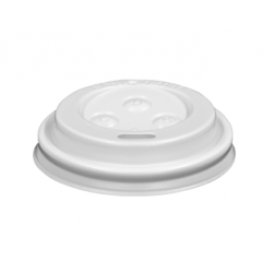 Cast Away Sippa Lid suit 4oz Cups White (1000)
