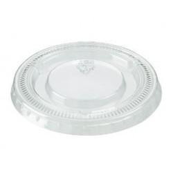 Cast Away Lid Plastic suits 1.5oz / 2oz Portion Cups Clear (2500)