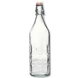 Bormioli Rocco Moresca Water Bottle 1000ml Swing Top (3.45930)
