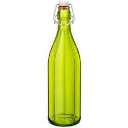 Bormioli Rocco Oxford Bottle 1.0lt Swing Top Green (321591) (6)