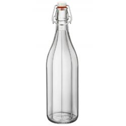 Bormioli Rocco Oxford Bottle 1.0lt Swing Top Clear (321990) (6)
