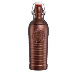 Bormioli Rocco Officina 1825 Water Bottle 1200ml Metalic Bronze (6)
