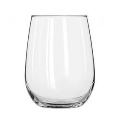 Libbey Vina Stemless White Wine Glass 503ml (12)