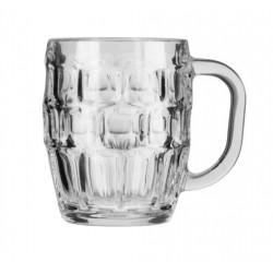 Libbey Dimple Glass Mug 569ml (24)
