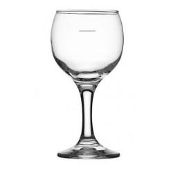 Crown Crysta III Wine Glass 210ml Plimsol (24)
